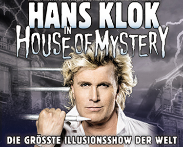 Hans Klok - Tickets