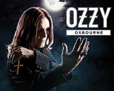 Ozzy Osbourne - Tickets